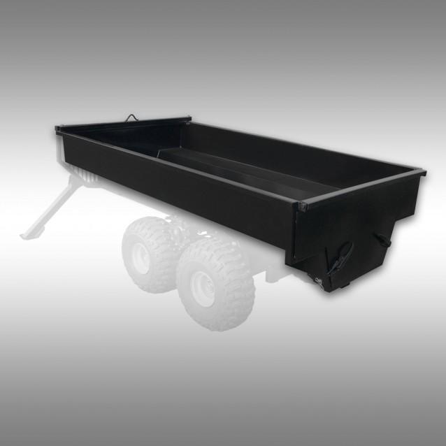 loading trough for lumber trailer Jansen HRW-15