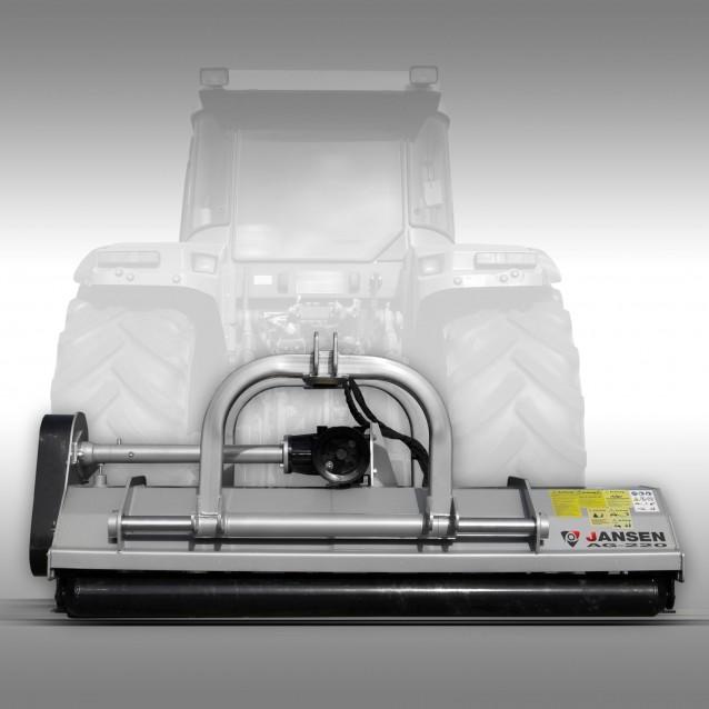 Flail mower Jansen AG-220