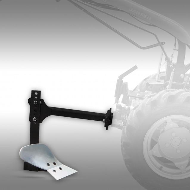 Moldboard (Bottom) Plow for hand tractor Jansen MGT-800D