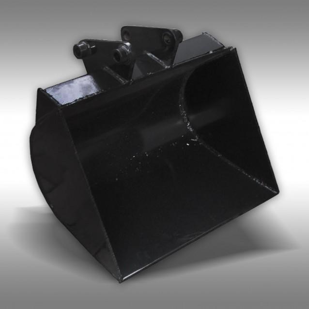 Bucket 600 mm for mini excavator Jansen MB-300