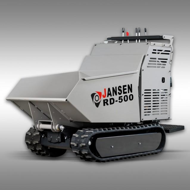 Track dumper Jansen RD-500, 9 HP, hydrostatic