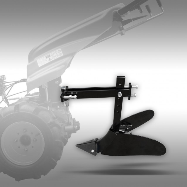 double-turn plough (HPF) for hand tractor MGT-270