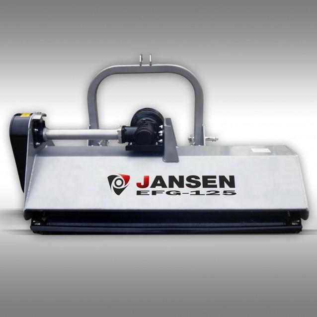 Flail mower Jansen EFG-125