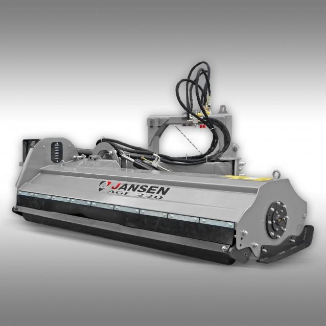 Verge mulching mower Jansen AGF-220